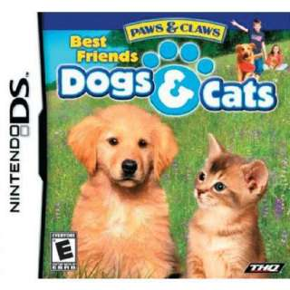 Paws & Claws Dogs & Cats Best Friends (Nintendo DS) product details