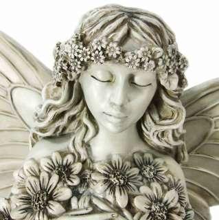30 Inch Tall Sheila Wolk BLISS Angel Outdoor Statue