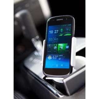 Belkin TuneDok Auto Car Cup Holder Mount iPhone iPod Motorola Samsung