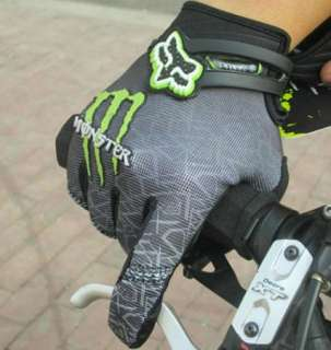 Motorbike Motorcycle Racing Cycling Bicycle Bike Full Gloves M L XL