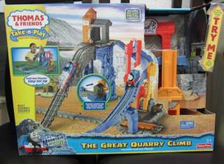 TAKE N PLAY THOMAS BLUE MOUNTAIN MYSTERY MOVIE THE GREAT QUARRY CLIMB