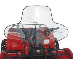 Can Am Bombardier Rally ATV Windshield & Mount Kit