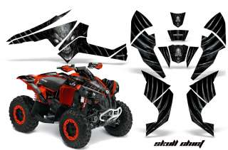 CAN AM RENEGADE GRAPHICS KIT DECALS STICKERS SCSR