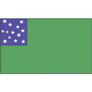 Green Mountain Boys Flag 3ft x 5ft Patio, Lawn & Garden