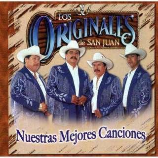 Nuestras Mejores Canciones, Los Originales de San Juan
