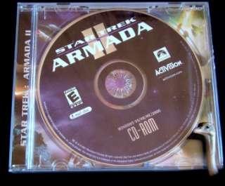 Star Trek Armada II, New USA Version CD