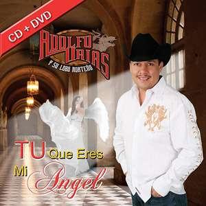 Tu Que Eres Mi Angel (CD/DVD), Adolfo Urias Y Su Lobo