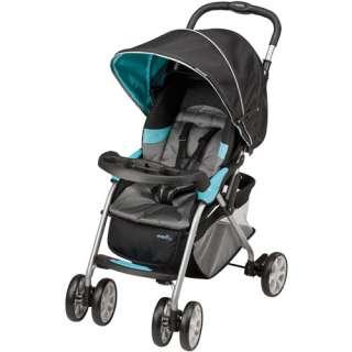 evenflo comfort plus travel system stroller car seat combo ocean mist. Black Bedroom Furniture Sets. Home Design Ideas