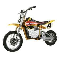 Razor MX650 Dirt Rocket Electric Motocross Bike 817378009524
