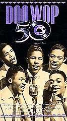 Doo Wop 50 Vol. 2 (VHS) 081227270230