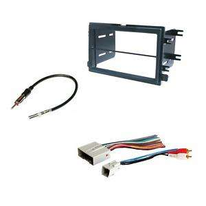 Complete Double Din Dash Radio Stereo Installation Kit
