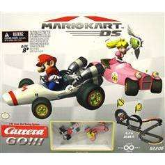 New Go Carrera Mario Kart DS Slot Racing System 143 Scale