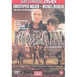 McBain: Christopher Walken, Maria Conchita Alonso, Michael