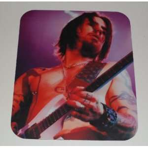 JANES ADDICTION Dave Navarro COMPUTER MOUSE PAD: Office