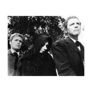 Audrey Hepburn, Burt Lancaster, Doug McClure