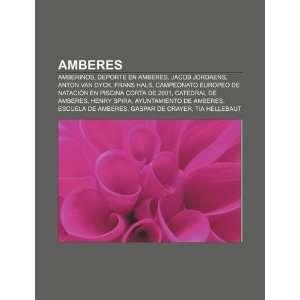 Amberes: Amberinos, Deporte en Amberes, Jacob Jordaens, Anton van Dyck