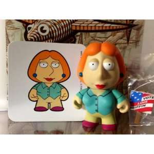 kidrobot FGKR Family Guy Lois Griffin: Toys & Games
