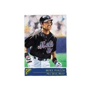 2001 Topps Gallery #70 Mike Piazza