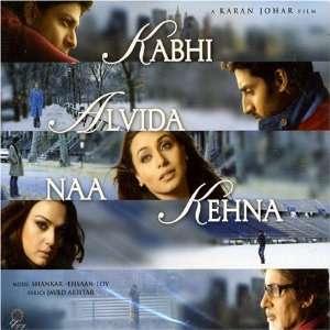 Kabhi Alvida Naa Kehna Rani Kabhi Alvida Naa Kehna Bollywood CD Preity Zinta, Rani
