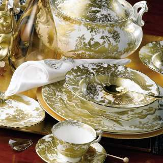 Royal Crown Derby Gold Aves   Dinnerware   Dining   Categories
