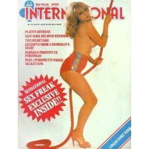 Club International Magazine: May 1978: Roger Cook: Books
