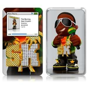80 120 160GB  Sean Kingston  Character Skin: MP3 Players & Accessories