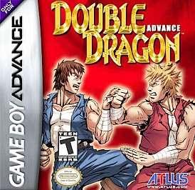 Double Dragon Advance Nintendo Game Boy Advance, 2003