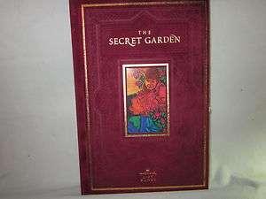 THE SECRET GARDEN BY HALLMARK GIFT BOOKS COPYRIGHT 2001