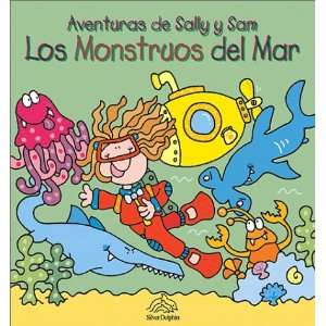 Los monstruos del mar Sea Monsters, Spanish Language
