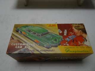 JO HAN DODGE CUSTOM ROYAL NO. 2459140 1/25 Scale Model Car Kit