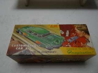JO HAN DODGE CUSTOM ROYAL NO. 2459140 1/25 Scale Model Car Kit