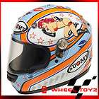 Suomy Vandal Pin Up Full Face Motorcycle Helmet
