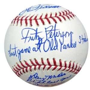 MLB Baseball Last Game at Old Yankee Stadium, Ebbots Field & Polo