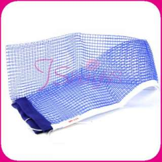 table tennis net and post set would be your standing equipment
