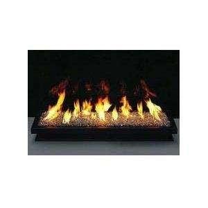 Firegear Etro 34 inch Vented Propane Gas Indoor Burner