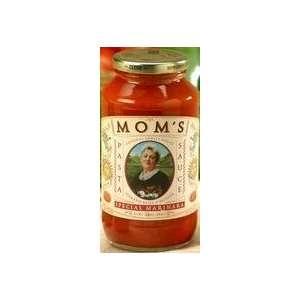 Moms Pasta Sauce, Moms Special Marinara, Tomato, Basil & Butter, 6/2