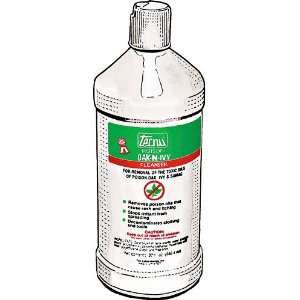 Poison Ivy Treatments   32 oz. Bottle of Tecnu Oak N Ivy