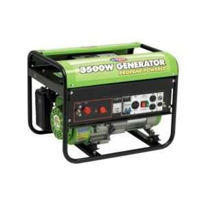 All Power Generator. 3500 Watt Propane Portable Generator