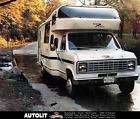 1977 Born Free Ford Motorhome RV Factory Photo